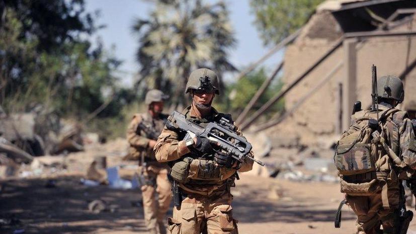 США направили своих военных в Нигер