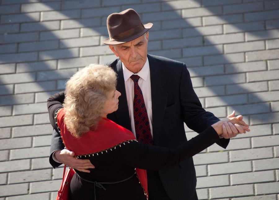 Любовь без границ: спустя 70 лет влюблённые вновь обрели друг друга