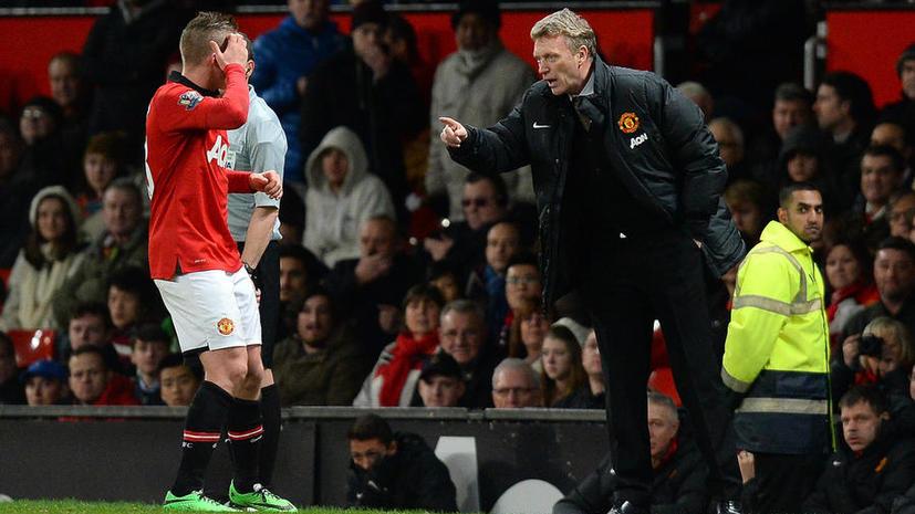 «Манчестер Юнайтед» впервые за 22 года потерпел три поражения подряд
