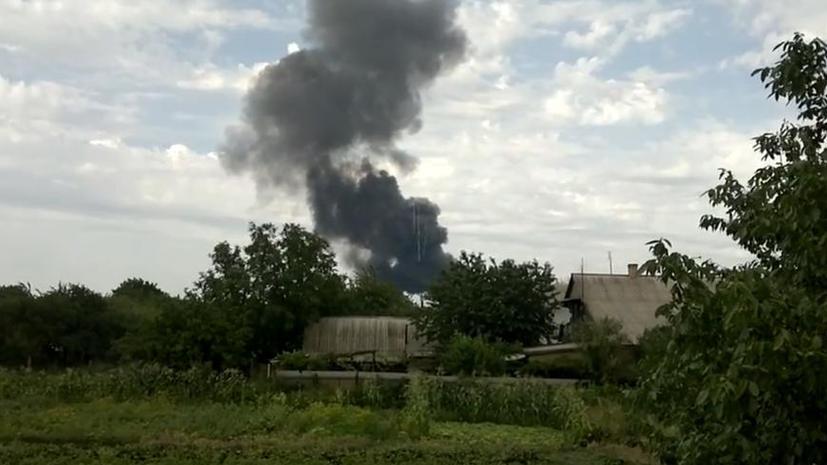 Очевидцы падения Boeing 777 на Украине: Тела пассажиров разбросало на несколько сотен метров