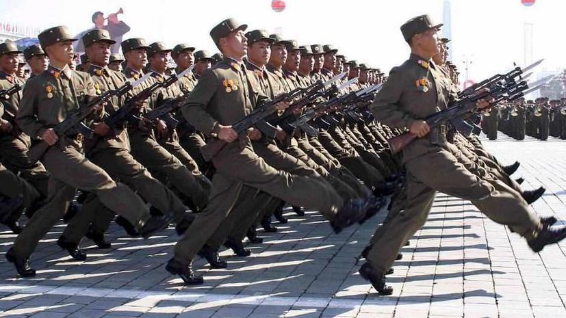 Эксперты: Северная Корея прячет следы взрыва атомной бомбы