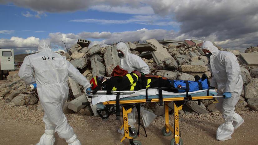 Радиоактивные материалы в США складируются в «уязвимых зданиях», установили местные власти