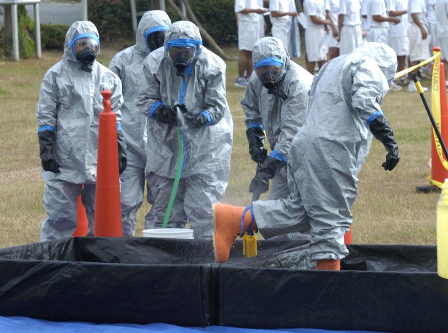 На хранилище ядерных отходов в США произошла повторная утечка радиации