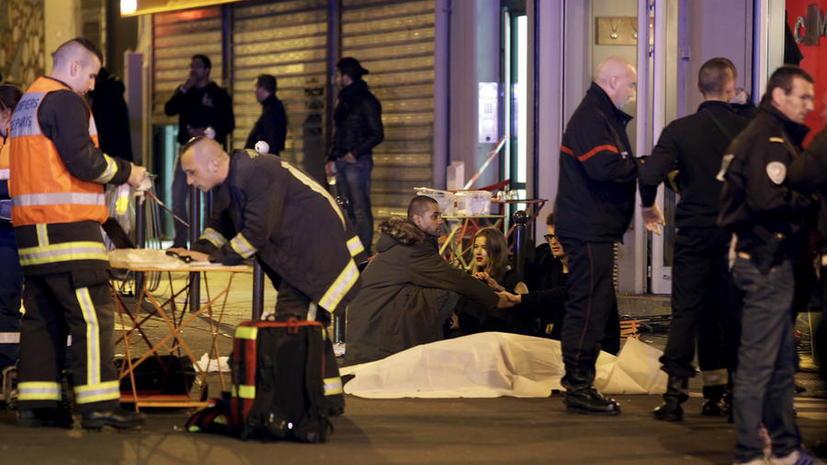 Серия терактов и захват заложников в Париже — хронология событий