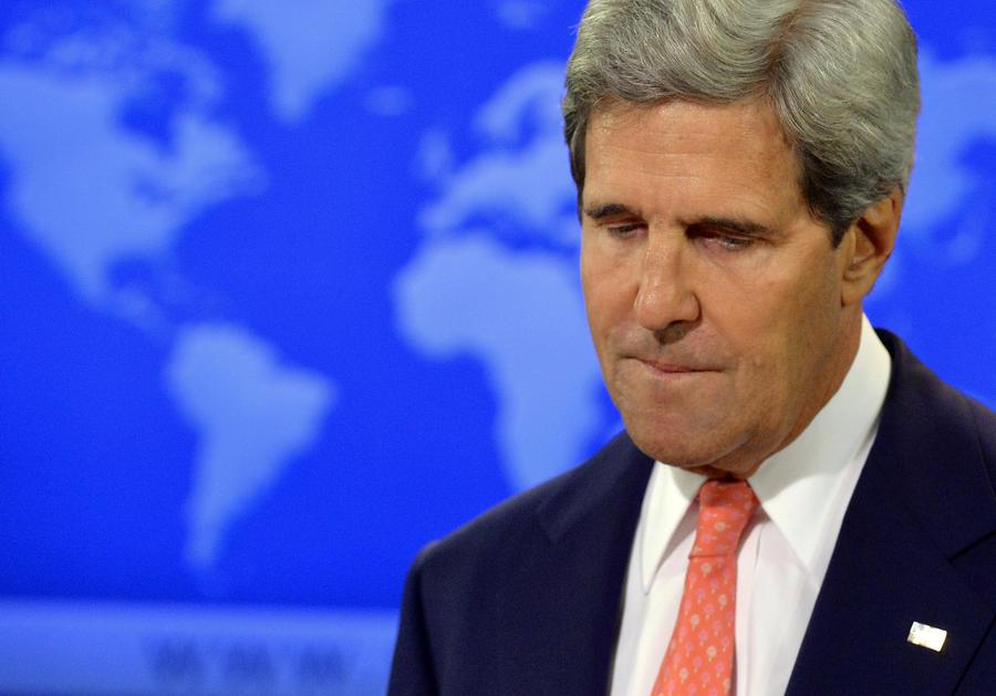 Джон Керри: Власти Сирии намеренно «замели следы» применения химоружия под Дамаском