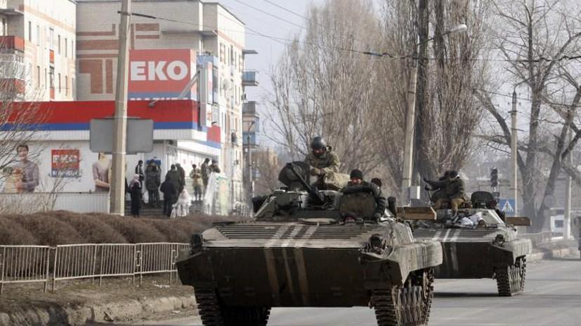 Американские СМИ: Отступившие украинские войска принесли хаос в прифронтовой город
