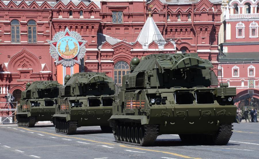 NYT: Россия вернула былую мощь
