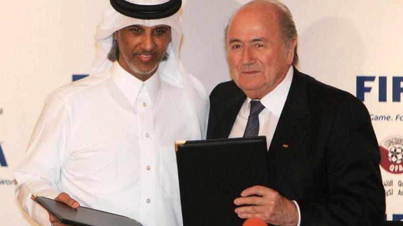 Глава ФИФА вновь поднял тему переноса ЧМ-2022 на зиму