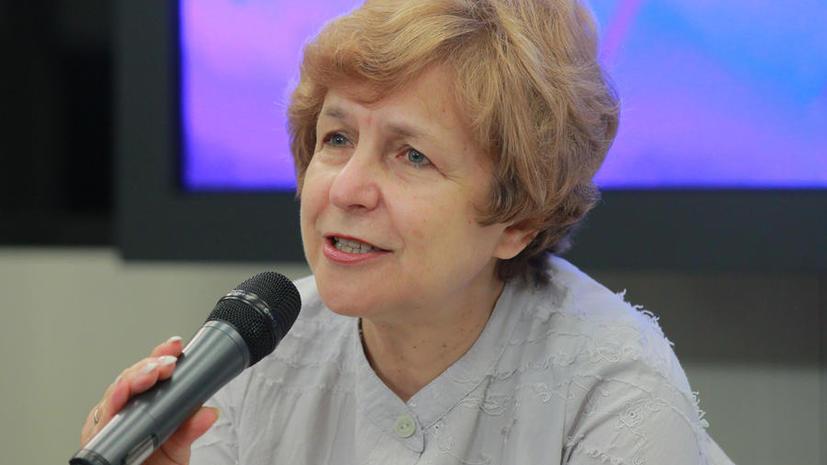 Депутат Европарламента Татьяна Жданок требует от Еврокомиссии признать «Правый сектор» террористической организацией