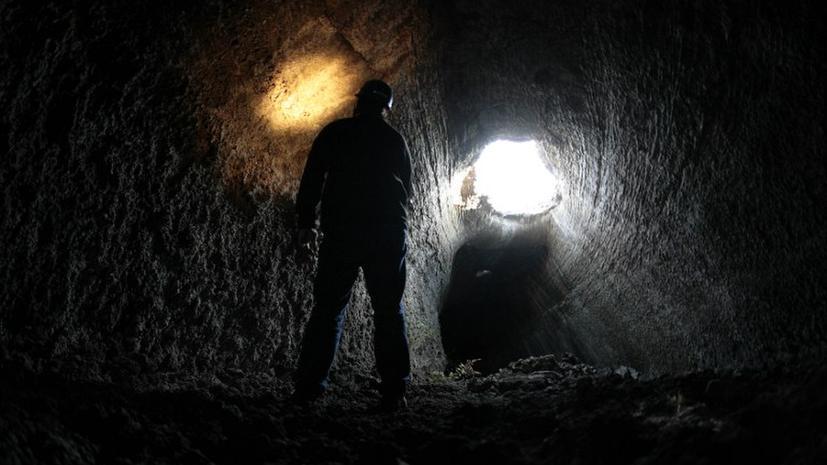 В Германии грабители пробрались в банк через 30-метровый туннель