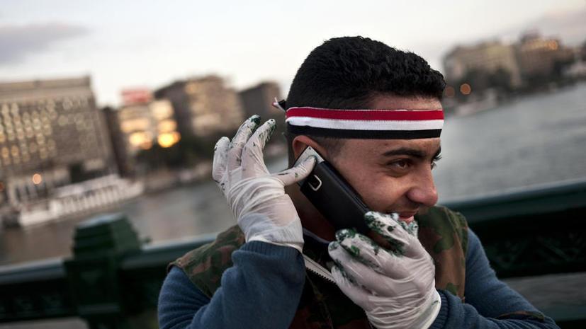 Египетского журналиста посадили в тюрьму за то, что он представлялся военным офицером