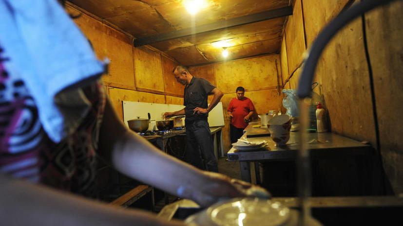 Новая программа правительства оставит без работы 250 тыс. мигрантов