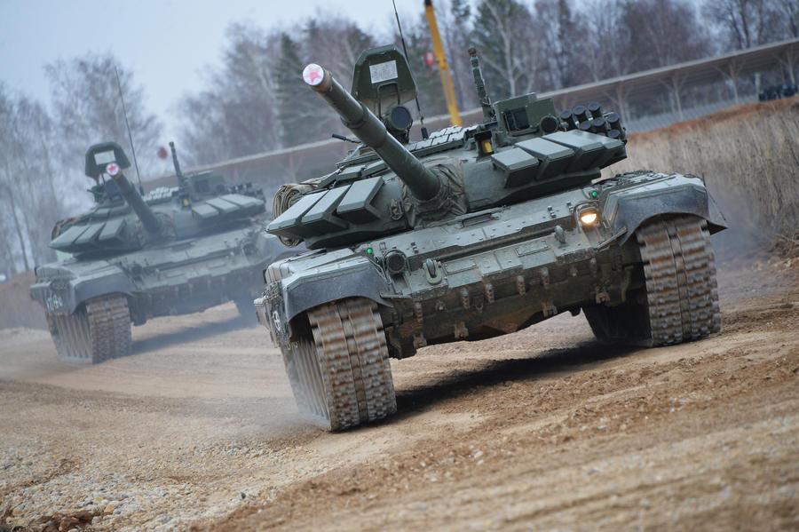 Американские СМИ рассказали, как легально купить русский танк