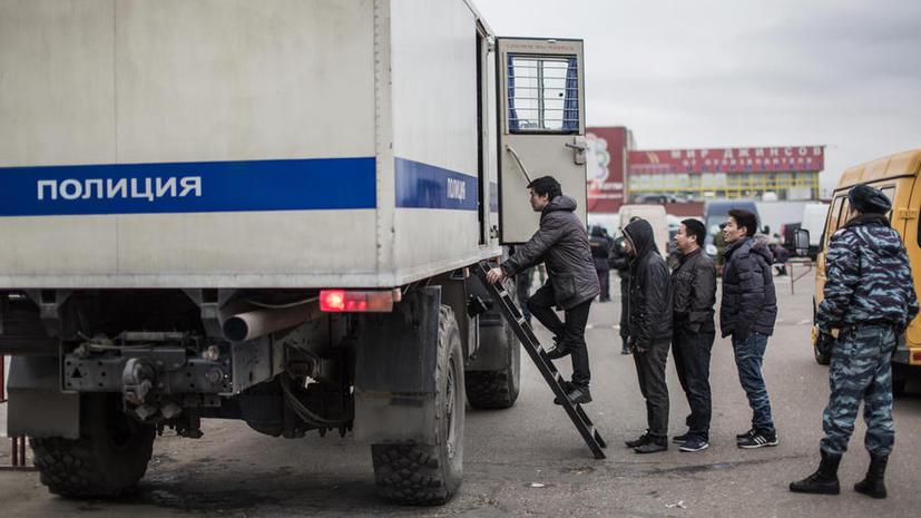 СМИ: За тяжкие преступления иностранцам могут пожизненно запретить въезд в Россию