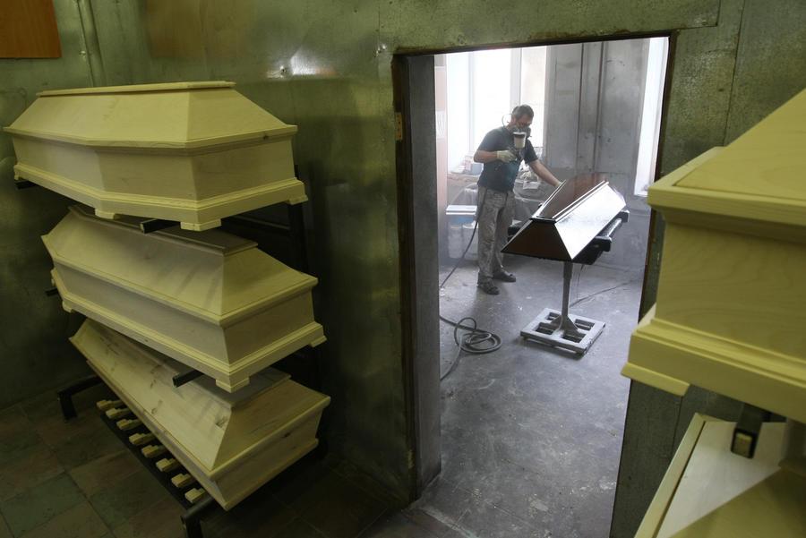 Московские власти займутся похоронным бизнесом