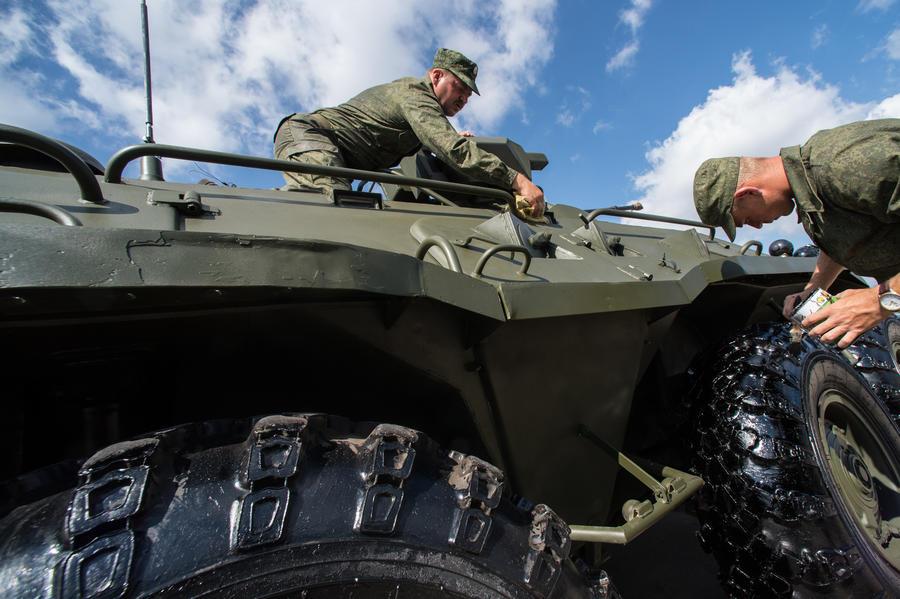 СМИ: У Запада нет доказательств «вторжения» России на Украину
