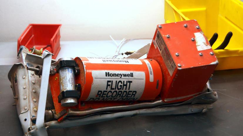Источник: Один из бортовых самописцев A321 не содержит данных, проливающих свет на причины крушения