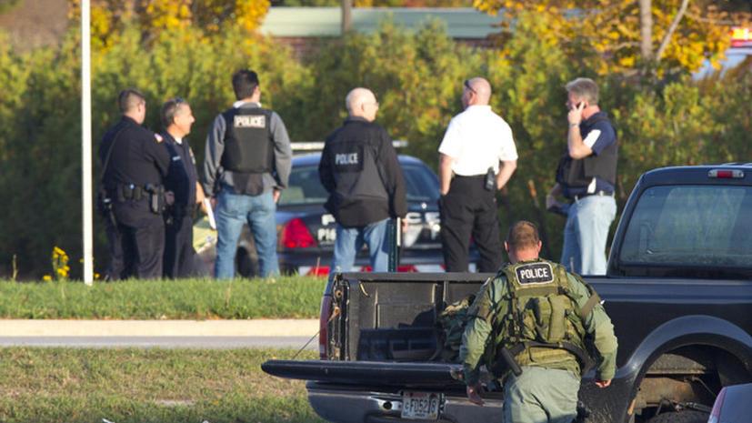 «Висконсинский стрелок» расстрелял троих и покончил с собой