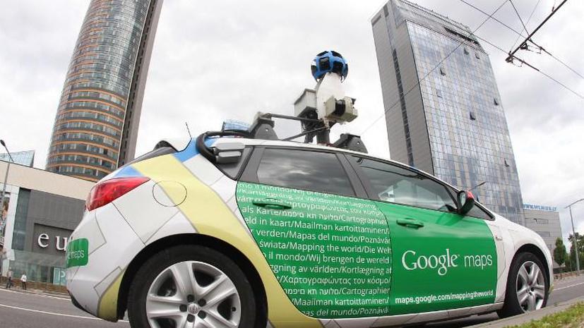 Google оштрафовали за незаконный доступ к персональным данным