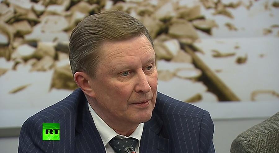 Сергей Иванов: Вашингтон использует Киев в своих интересах, а судьба Украины его заботит мало