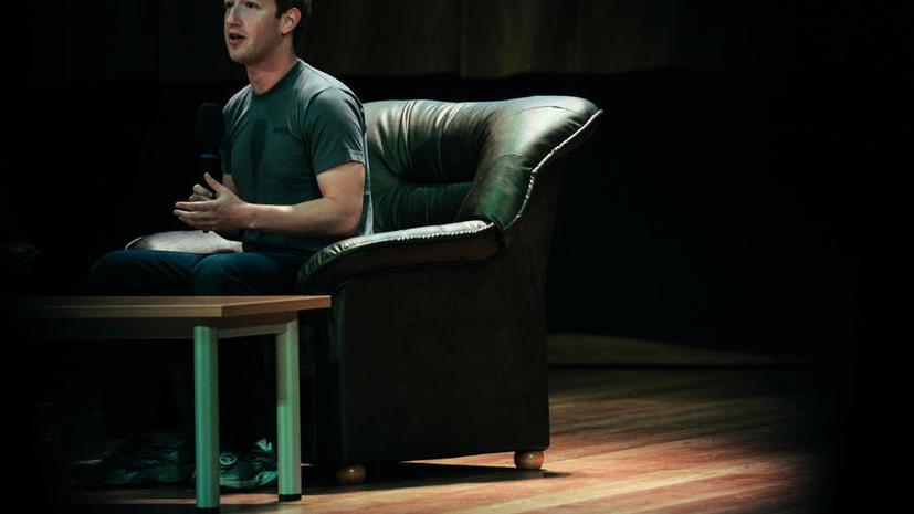 Украинские пользователи Facebook призвали к бойкоту социальной сети