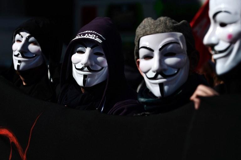 Израильские силовики дрогнули под натиском Anonymous