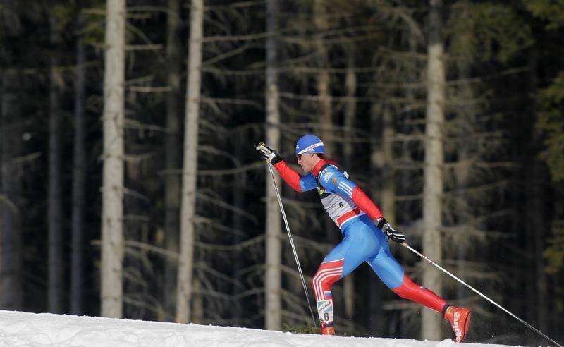 Лыжники Вылегжанин и Япаров победили в командном спринте в Сочи