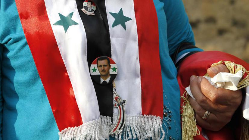 Израильский генерал: Нет такой силы, чтобы свергнуть Башара Асада