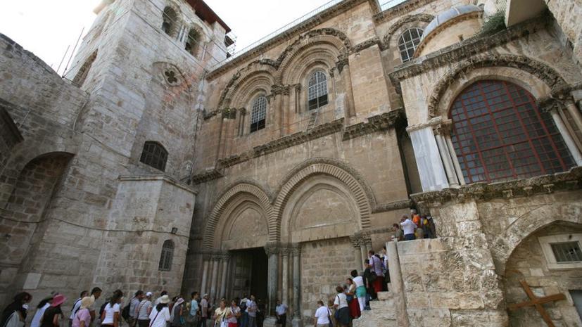 Храм Гроба Господня могут закрыть из-за долгов по ЖКХ