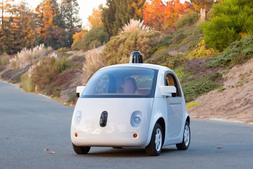 Беспилотный автомобиль от Google появится на дорогах в 2015 году