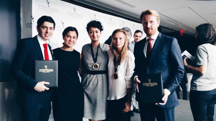 В Нью-Йорке сегодня состоится вручение телепремии Emmy-2014, в числе номинантов - телеканал RT