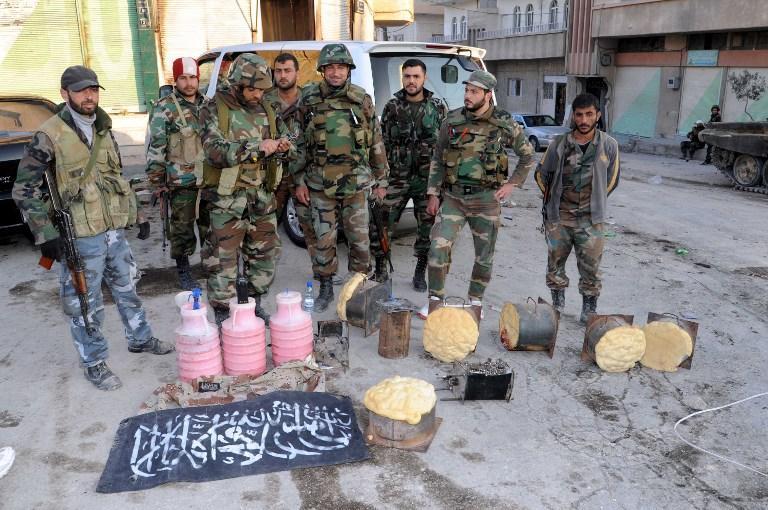 Сирийская армия в ближайшее время освободит захваченный боевиками армянский город
