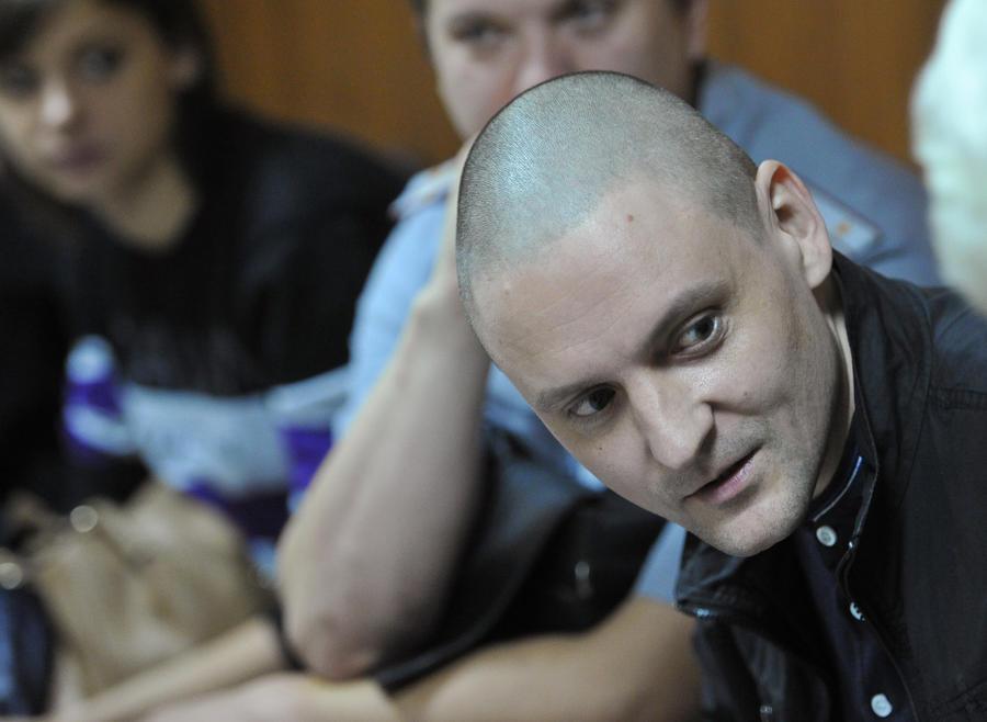 Уголовное дело Удальцова и Развозжаева направлено в суд
