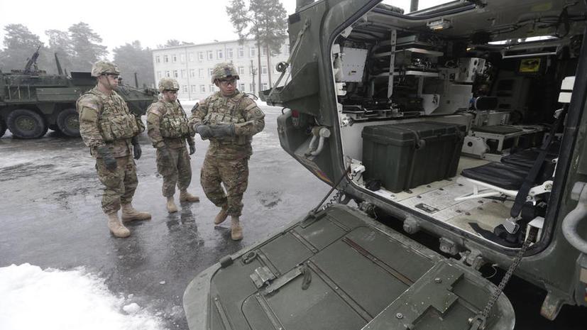 Американские военные обучат украинскую армию противостоять артиллерии и заглушать радиосвязь