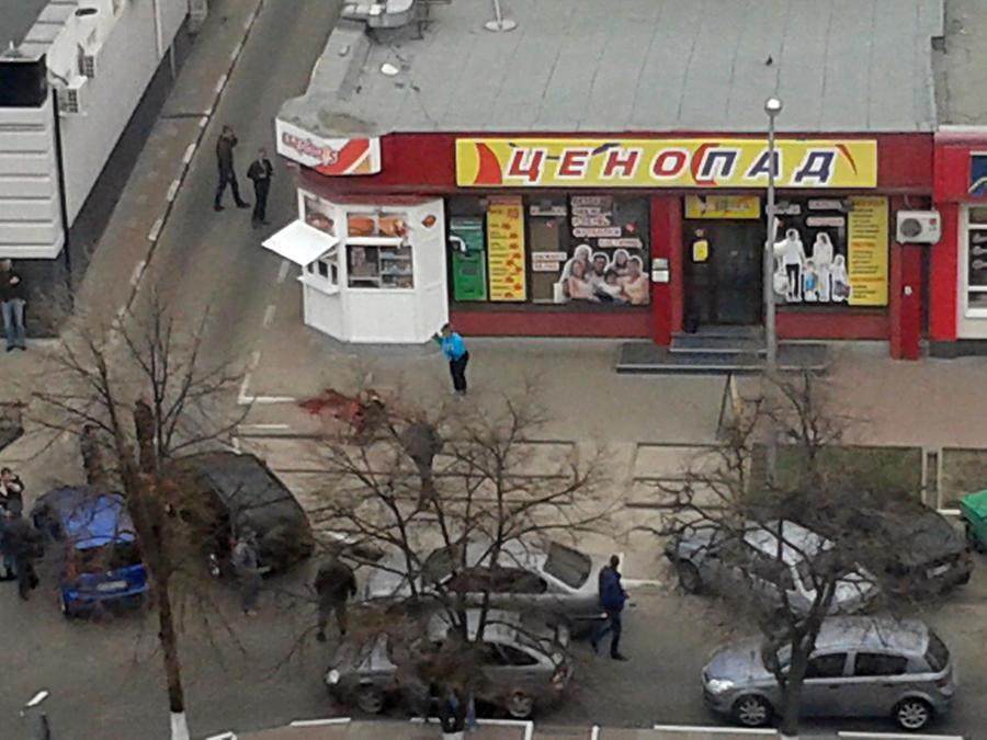 Белгородский стрелок расстрелял пять человек в центре города, погибла школьница