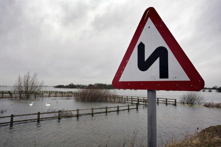 Центр американского Норфолка может оказаться под водой