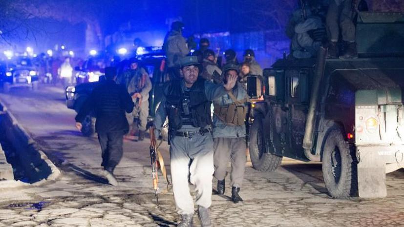 МИД РФ: В результате теракта в Кабуле погиб гражданин России