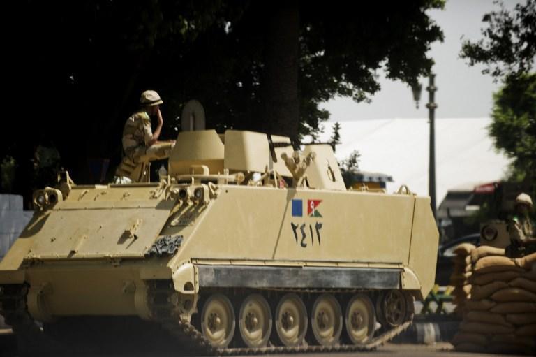 Египетские военные дали политикам двое суток, чтобы вывести страну из кризиса