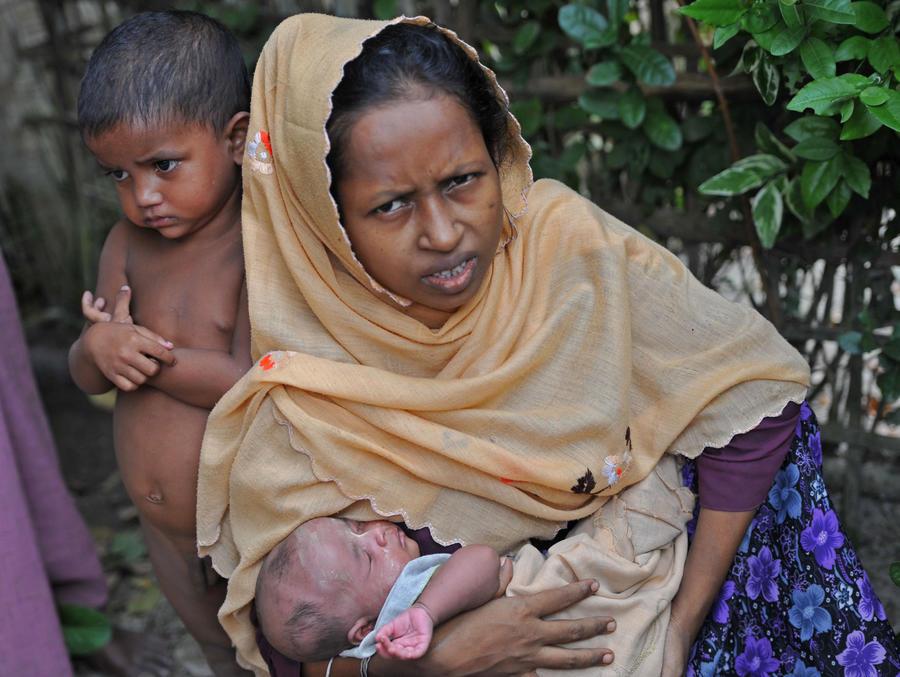 Власти Мьянмы ограничили максимальное количество детей для мусульман