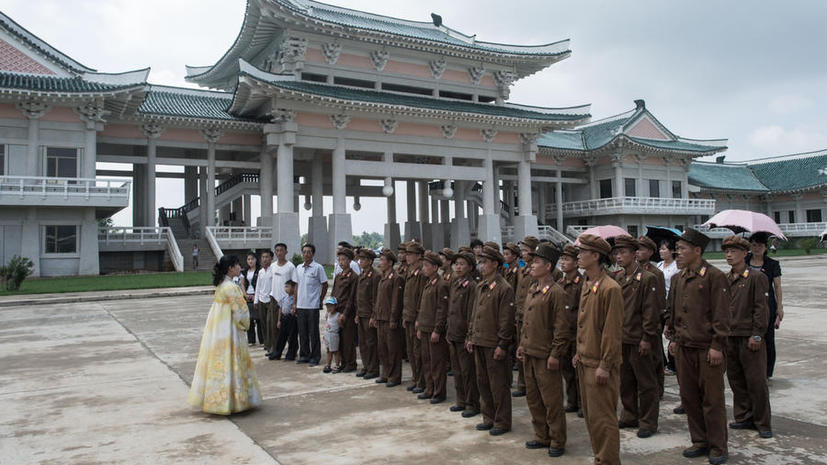 Спецпредставитель США отправится в КНДР освобождать американского гражданина