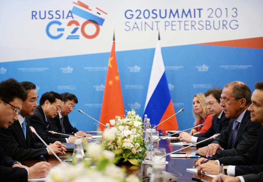 Большинство стран-участниц G20 заявили, что поддерживают действия против Башара Асада