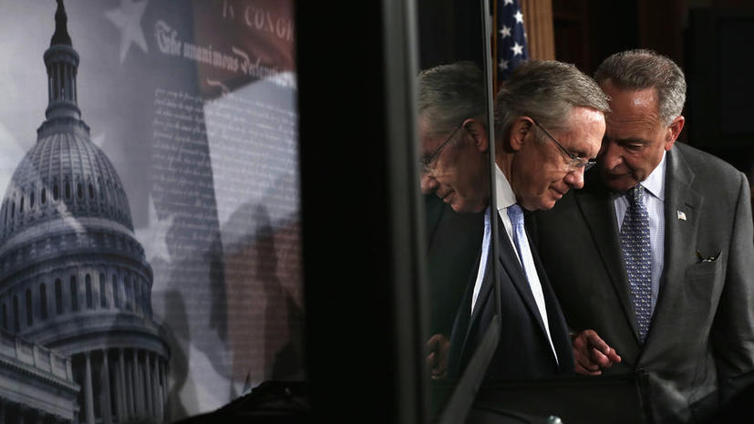 Сенат США снова отклонил законопроект о бюджете