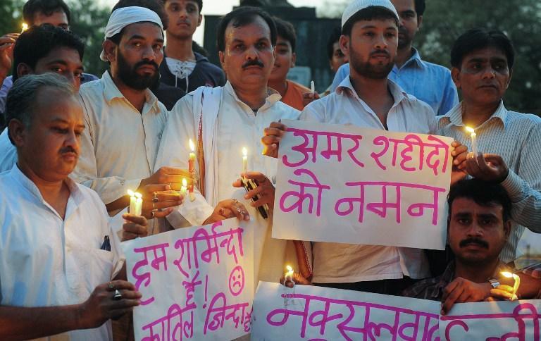Десятки индийских политиков убиты в результате нападения повстанцев-маоистов