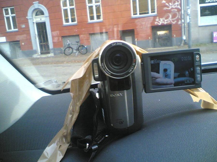 В Австрии запретили видеорегистраторы