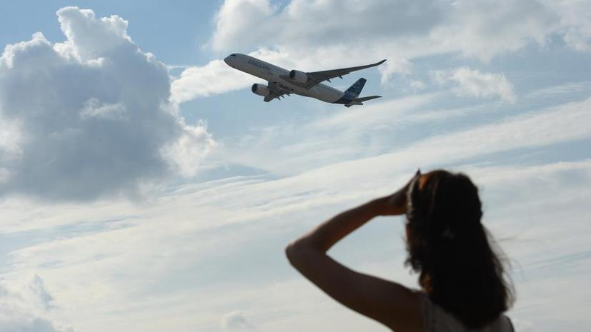 Авиасалон МАКС-2015 открывается для всех желающих