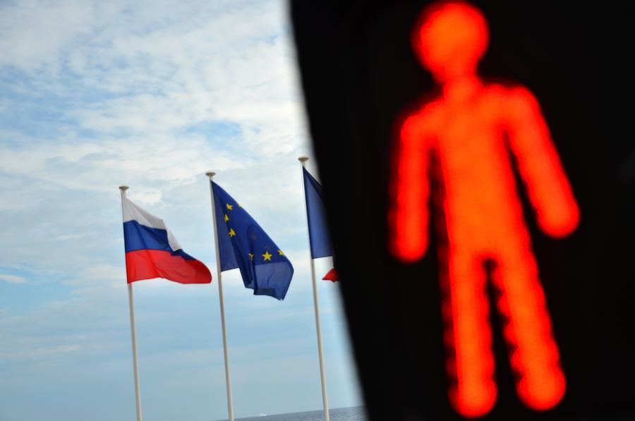 Расширенный чёрный список ЕС: Пять россиян и четырнадцать ополченцев