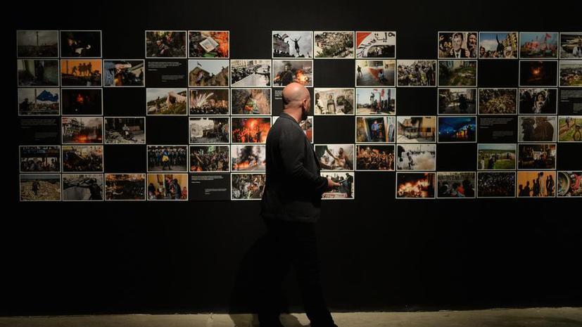 В Москве открылась первая выставка работ победителей конкурса им. Андрея Стенина