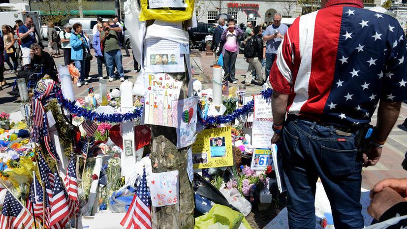 Американка присвоила $480 тыс., выделенных жертвам теракта в Бостоне