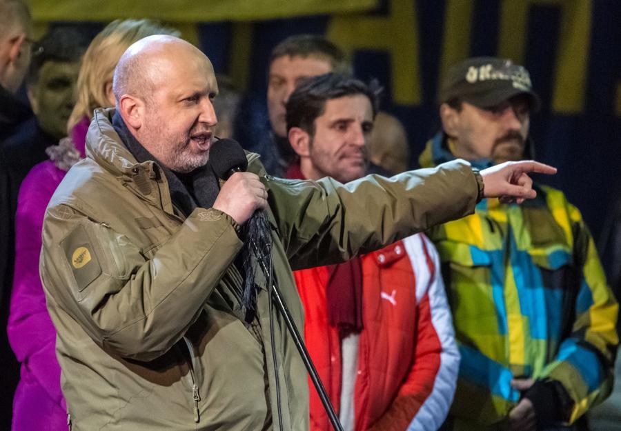 Власти Украины предложили ООН провести совместную операцию на востоке страны