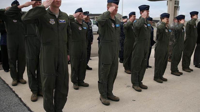 США испытывают нехватку военных пилотов
